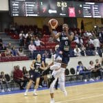 Tournoi de Coubertin féminin: La France à son train face à la Lettonie, 74-64