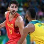 Espagne – Ricky Rubio : Le fait que la sélection s'ouvre à de nouveaux joueurs est positif