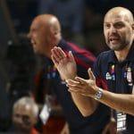 Sasha Djordjevic (sélectionneur Serbie) reconnaissant envers Vlade Divac qui lui permet de disposer de joueurs NBA en sélection