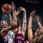Coupe du monde féminine: Astou Traore (Sénégal) après la victoire sur la Lettonie: «C'est la première fois que nous battons une équipe européenne»