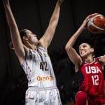 Coupe du Monde féminine: Héroïques, les Belges cèdent en deuxième mi-temps face aux Etats-Unis