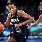 JO de Paris 2024: Diandra Tchatchouang rejoint Marine Johannès à la Commission des Athlètes