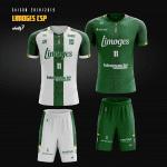 Photo et vidéo: Les nouveaux maillots du Limoges CSP