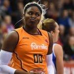 """LFB: Isabelle Yacoubou et son arrivée à Bourges : """"C'est un double challenge qui s'offre à moi"""""""