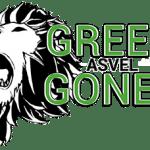 Les Green Gones mécontents que l'ASVEL ne soit plus en vert !
