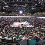Euroleague: Une moyenne record sur la saison de 14 725 spectateurs à Kaunas