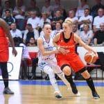 Euroleague féminine: Villeneuve d'Ascq sur la bonne voie pour se qualifier à la saison régulière