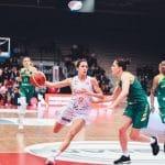 Euroleague féminine: Bourges et Charleville OK, Villeneuve d'Ascq KO