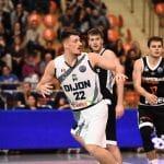 BCL: 20 d'évaluation pour Alexandre Chassang (Dijon) face à Nymburk