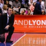 [REDIFF] Valéry Demory (coach Lyon ASVEL féminin): «On est un peu la curiosité car on a un patron qui n'est pas n'importe qui»