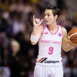 """Céline Dumerc (Basket Landes): """"Moi qui ai tendance à toujours ouvrir ma gueule, je suis obligée de me taire"""""""