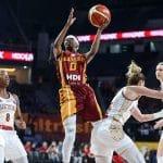 Féminines: Olivia Epoupa rejoint Besiktas Istanbul