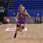Open féminin: Basket Landes prive Landerneau d'une première victoire en Ligue Féminine. 18 points et 10 passes pour Céline Dumerc