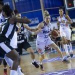 Eurocup féminine: Lattes-Montpellier confirme sa supériorité sur Lyon