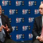 Adam Silver, le patron de la NBA, soutient les fenêtres FIBA