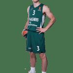 """Nate Wolters (Zalgiris Kaunas): """"En Lituanie, c'est plus calme qu'à l'Etoile Rouge de Belgrade"""""""