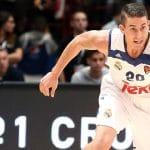 Espagne : Jaycee Carroll prolonge jusqu'en 2020 avec le Real Madrid