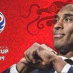 Kobe Bryant ambassadeur de la Coupe du monde 2019