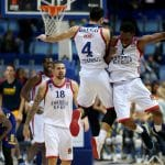 Récap Euroleague : Rodrigue Beaubois retrouve du poil de la bête