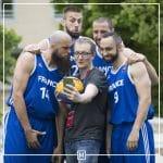 """Vidéos: Benoît Dujardin explique ce que sont les réseaux sociaux et le Storytelling et présente un """"pitch"""" pour le Paris Basketball"""