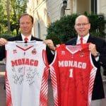 """Albert de Monaco : """"Je n'ai pas pu voir un seul match de basket depuis le début de la saison"""""""