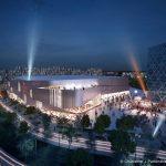 La photo : voici à quoi ressemblera le futur Crédit Mutuel Forum Strasbourg