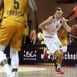 Eurocup: Monaco dans l'antre de l'Etoile Rouge de Belgrade