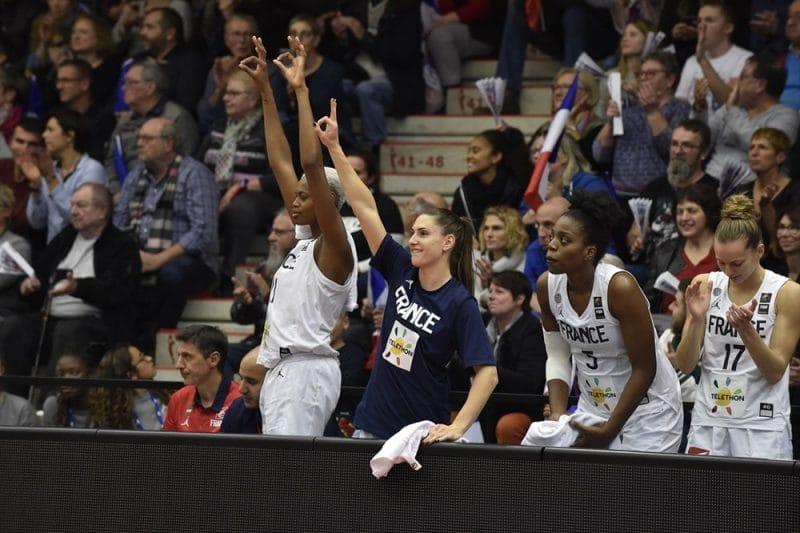 Les 16 quipes qualifi es pour l 39 euro f minin 2019 basket europe - Coupe europe basket feminin ...