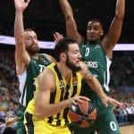 Turquie : Joffrey Lauvergne brille en quart de finale de la coupe
