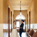 La photo: Le mariage de l'Américaine de Mondeville, Kristen Mann