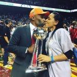 WNBA: James Wade, mari de Edwige Lawson, nommé coach du Chicago Sky