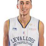 """Maxime Roos (Levallois): """"C'est une grosse marque de confiance de mettre un jeune dans un cinq majeur"""""""