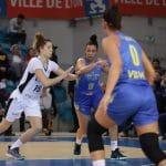 Eurocup féminine: Première victoire européenne de Lyon depuis 43 ans