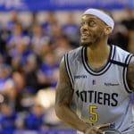 Pro B: Jay Threatt ne portera plus le maillot de Poitiers