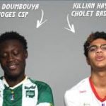 Vidéo: Le un-contre-un Sekou Doumbouya (Limoges) vs Killian Hayes (Cholet)