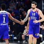 Récap Euroleague : Rodrigue Beaubois et Adrien Moerman en tauliers