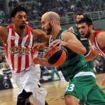 Euroleague : le derby Panathinaïkos – Olympiakos à guichets fermés