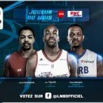 Jeep®ÉLITE : votez pour le joueur du mois d'octobre