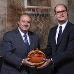 Le Grec Andreas Zagklis devient le numéro 1 du basket mondial en remplacement de Patrick Baumann