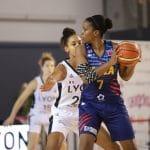 Féminines: Ce soir, Lyon ASVEL et Montpellier s'affrontent cette saison dans une troisième compétition différente