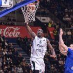 Les Français de l'étranger : Bandja Sy s'est imposé au Partizan