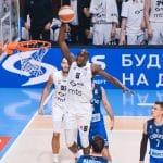 Serbie : Bandja Sy prolonge une saison avec le Partizan Belgrade
