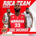 Monaco officialise l'arrivée de l'ex-Villeurbannais Eric Buckner
