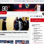 Réseaux sociaux: Strasbourg est n°10 des clubs français, Bourges n°1 chez les femmes !