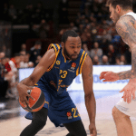 Euroleague : l'ancien monégasque Chris Evans quitte Gran Canaria
