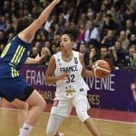 Equipe de France: Bria Hartley attendue au championnat d'Europe