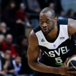 ASVEL: Charles Kahudi forfait pour le All-Star Game