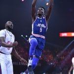 Vidéo: Les meilleures actions de Lahou Konaté lors du All-Star Game LNB