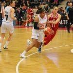 Le chiffre – 32 points pour Kaleena Lewis (Charleville), record d'Euroleague sur un match