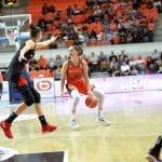 Vidéo : l'incroyable shoot de Lisa Berkani (Bourges) contre Villeneuve d'Ascq